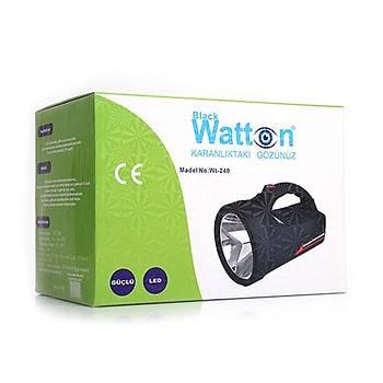 Þarjlý Güvenlik Avcý Feneri Watton Wt-240