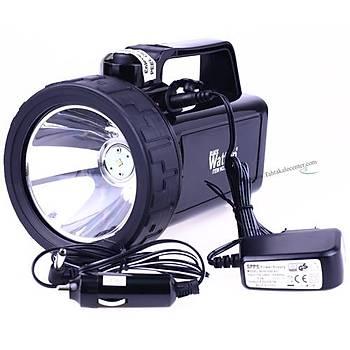 Güvenlik Feneri 30 W Kuvvetinde Wt-401