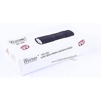 Sahte Para Iþýðý ultraviole Watton Wt-302