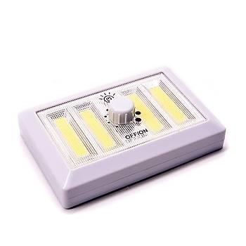 Dimmerli Işık Seviyesi Ayarlanabilir Ledli Lamba