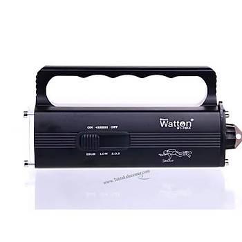 Profesyonel Sualtý Feneri Watton Wt-118