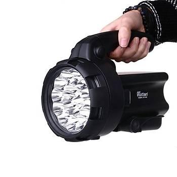 Uzun Süre Dayanýklý Güvenlik Feneri Watton Wt-409