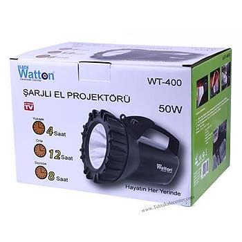 Þarjlý 50 W Büyük Fener Watton  Wt-400