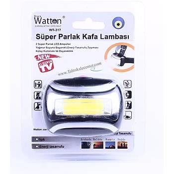 Blackwatton Wt-317 Ultra SMD Kafa Feneri
