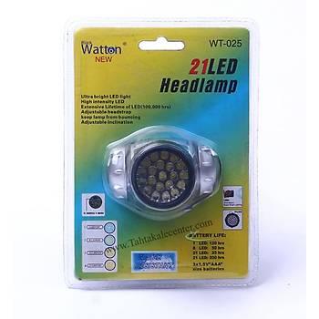 Blackwatton Wt-025 - 21 Ledli  Kafa Feneri
