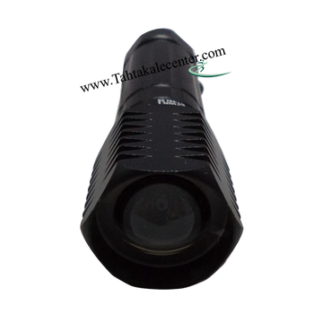 Küçük Güçlü  Zoomlu EL Feneri Watton Wt-094