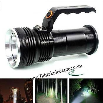 Projektor Modeli Zoomlu Þarjlý El Feneri Watton Wt-129