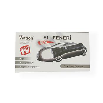 BlackWatton Wt-282 Lesun Ledli El Feneri