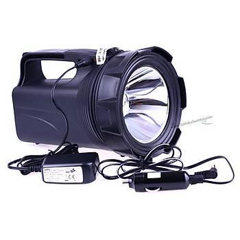 Profesyonel Avcı Feneri 30 W Gücünde Wt-402