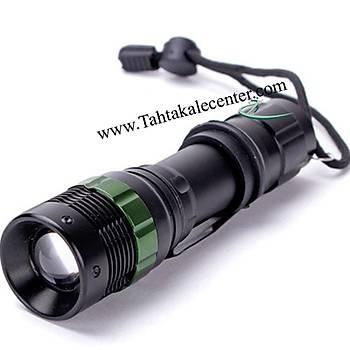Zoomlu Oto Þarjlý EL Feneri Watton Wt-012