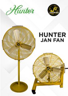 Jan Fan Kafesli, Güçlü Vantilatör