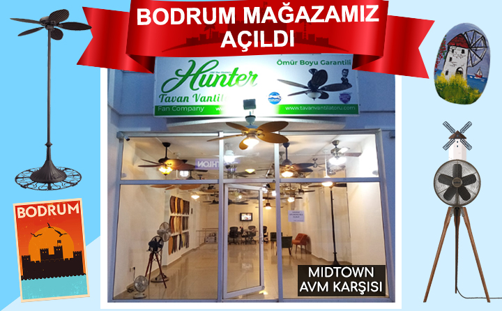 Bodrum Hunter Maðazasý