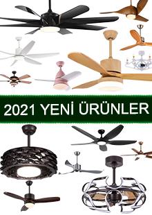 Gelecek 2021 Tavan Vantilatörleri