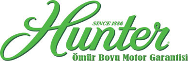 Dekoratif ve Kaliteli Tavan Vantilatörü - Hunter Fan Türkiye