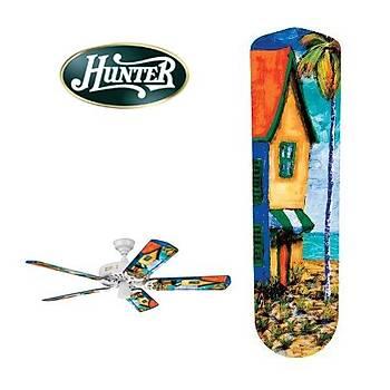 Hunter - Kum Kalesi Desenli Kanat