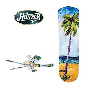 Hunter - Büyülü Palmiye Desenli Kanat
