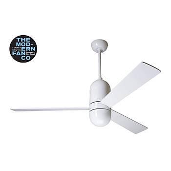 Modern Fan - Cirrus Beyaz 132 Cm. Tavan Vantilatörü