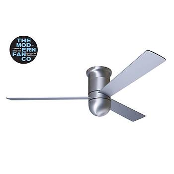 Modern Fan - Cirrus Hugger Alüminyum 132 Cm. Tavan Vantilatörü