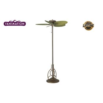 Fanimation - The Torrentoa 132 Cm. Ayaklý Plastik Dar Oval Kanatlý  Bahçe Vantilatörü