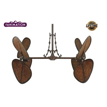 Fanimation - The Palisade® 132 Cm. Çift Motorlu Tavan Vantilatörü