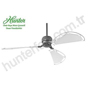 Hunter - Avalon Koyu Gri - 158 Cm. Bez Kanatlý Tavan Vantilatörü