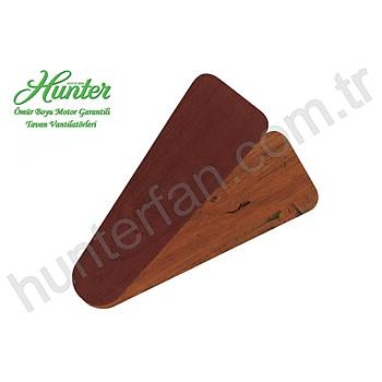 Hunter - Savoy Kehribar Bronz - 132 Cm. Tavan Vantilatörü