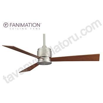 Fanimation - Zonix Satin Nikel - 137 Cm. Tavan Vantilatörü