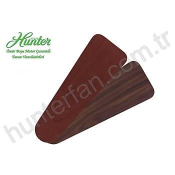 Hunter - Salinas Çekiçlenmiþ Bronz - 132 Cm. Tavan Vantilatörü