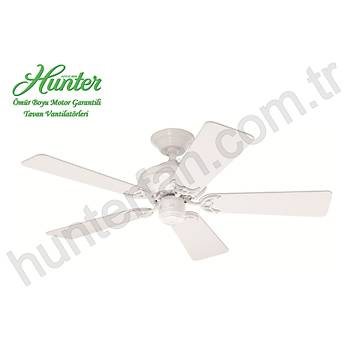Hunter - Builder Select Beyaz - 107 Cm. Tavan Vantilatörü