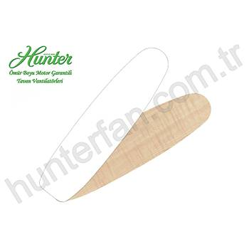 Hunter - Soho Beyaz - 132 Cm. Tavan Vantilatörü