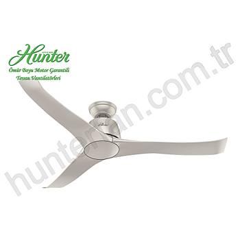 Hunter - Harmony Mat Nikel - 137 Cm. Tavan Vantilatörü