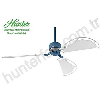 Hunter - Avalon Pastel Mavi - 158 Cm. Bez Kanatlý Tavan Vantilatörü
