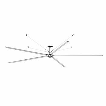 Hunter - Titan - 610 Cm. Çapýnda Endüstriyel Geniþ Alan Tavan Vantilatörü