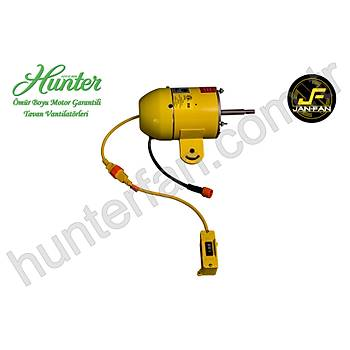 Hunter - Jan Fan 51 Cm. Kafesli Vantilatör