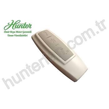 Hunter - Iþýk Kontrollü Ekransýz Beyaz Uzaktan Kumanda