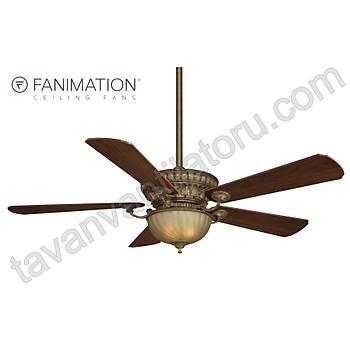 Fanimation - The Ventana 132 Cm. Aydýnlatmalý Tavan Vantilatörü