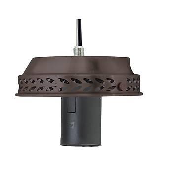 Hunter - Çaðdaþ Bronz Küre Cam Adaptörü - 22565 - 22555