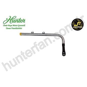 Hunter - Jan Fan 76 Cm. Kafesli Vantilatör