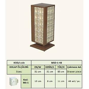 Çekmeceli Hobi Setleri (MTS-1-48)