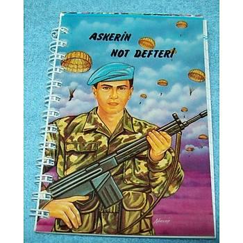 Askerin Not Defteri Telli