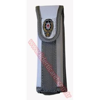 El Feneri Kýlýfý Beyaz Polis Armalý (Trafik Polisleri Ýçin)