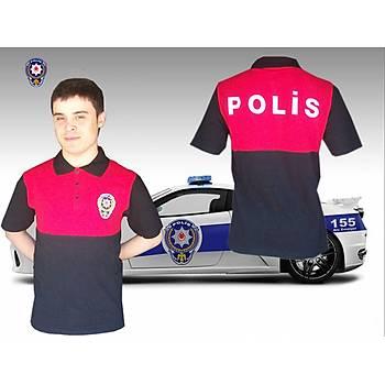 Polis Yunus Tiþörtü Armalý Yakalý