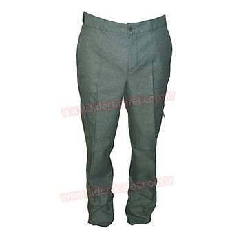 Güvenlik Pantolonu Gri Renk Mevsimlik