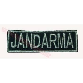 Jandarma Motorize Mont Yazýsý Simli Cýrtlý