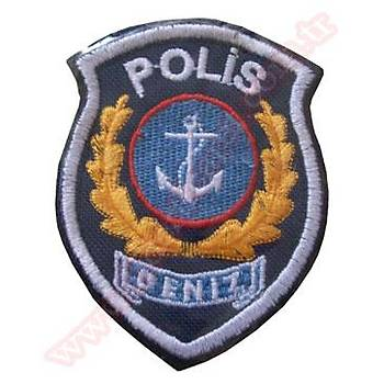 Polis Deniz Polisi Armasý Cýrtlý