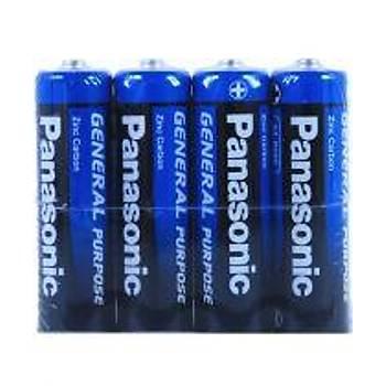 Panasonic Pil Orta Boy(4'lü Paket)