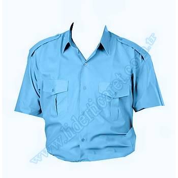 Zabýta Gömlek Yazlýk ( Kravat Yaka )