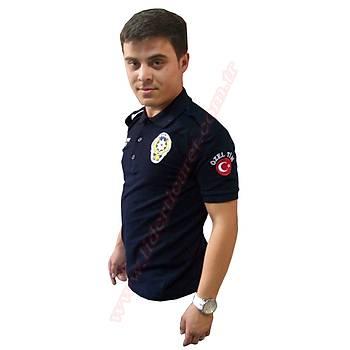 Polis Çevik Kuvvet Özel Tim Tiþörtü & Nakýþ