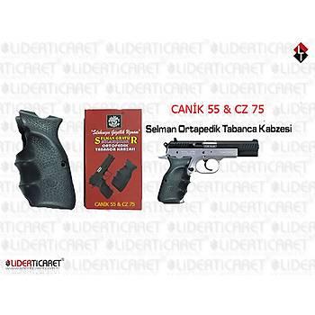 Canik 55 compact & CZ 75 Ortapedik Silah Kabzesi