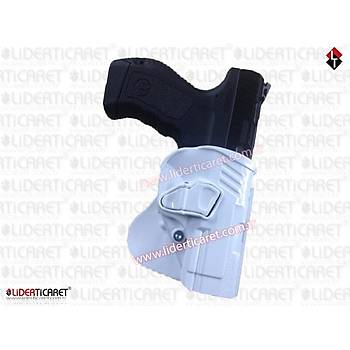 TOMA Holster Canik 55 TP 9-SF Kilitli Silah Kýlýfý Beyaz